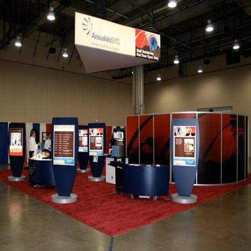 Exhibit Booth